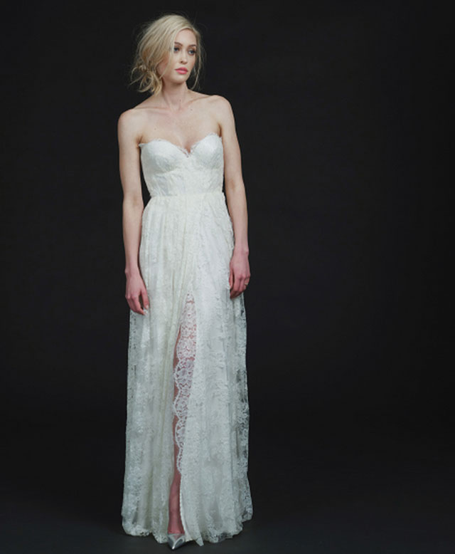 Sarah Seven wedding dress
